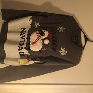 """Forever 21 Sweaters - 🌟Super Cute Holiday Sweater """"Fleece Navidad"""" 🌟"""